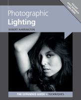 Photographic Lighting [electronic resource]
