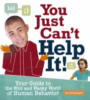 You Just Can't Help It book cover image