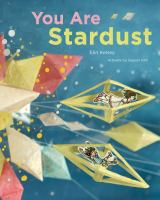 cover of book entitled You Are Stardust