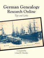 German Genealogy Research Online
