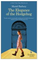 Cover of the book The elegance of the hedgehog