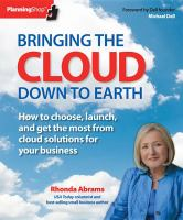 Bringing the Cloud down to Earth