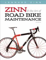 Zinn &amp; the Art of Road Bike Maintenance