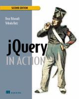 jQuery in action [electronic resource]