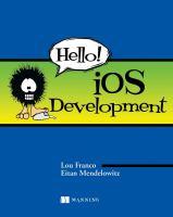 Hello! IOS Development