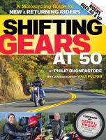 Shifting gears at 50 : a motorcycle guide for new and returning riders