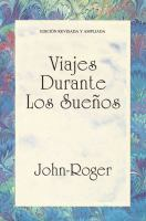 Cover of the book Viajes durante los suen�os