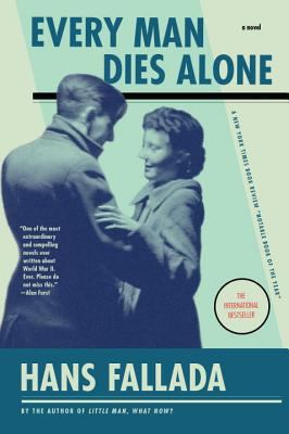 Every Man Dies Alone book jacket