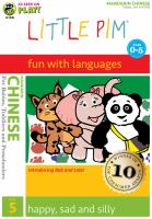 Mandarin Chinese: Disc 5, Happy, sad and silly
