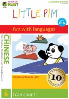 Mandarin Chinese: Disc 6, I can count!