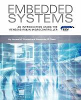 Embedded systems: an introduction using the renesas rx62n microcontroller