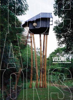 anthology of architecture and urbanism. Volume 1