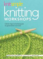 Knitsimple Knitting Workshops