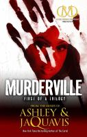 Cover of the book Murderville : first of a trilogy