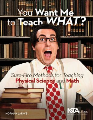 cover of the book You Want me to Teach What?
