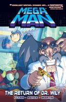 Mega Man 3. The Return Of Dr Wily