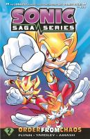 Sonic saga series. 2, Order from chaos