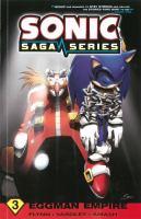 Sonic saga series. 3, Eggman Empire