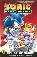 Sonic saga series. 4, House of cards