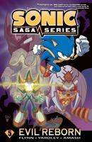 Sonic saga series. 5, Evil reborn