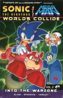 Cover of the book Sonic the Hedgehog Mega Man : worlds collide.