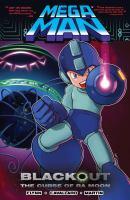 Mega Man. Volume seven, Blackout : the curse of Ra Moon
