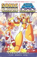 Sonic the Hedgehog/Mega Man : worlds collide. Volume 3, Chaos clash