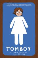 Cover of the book Tomboy : a graphic memoir