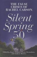 Cover art for The Silent Spring at 50
