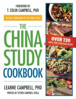 links to china study cookbook