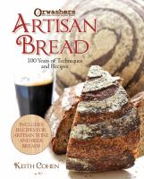 Orwashers artisan bread : 100 years of techniques and recipes