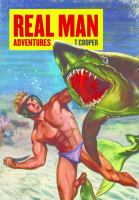 book cover: Real Man Adventures