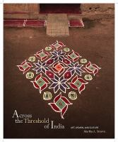 Across the threshold of India : art, women, and culture cover image