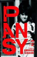 Pansy: Poems