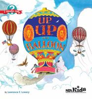 Up, up in a balloon