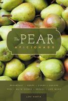 The pear aficionado
