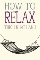 book cover image How To Relax