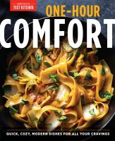 Title: One-hour comfort : quick, cozy, modern dishes for all your cravings Author: