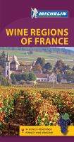 Wine regions of France.