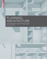 Architektur planen. English.