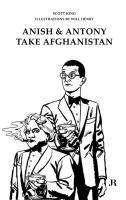 Anish & Antony take Afghanistan