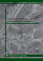 Fracture and fatigue of materials and structures [electronic resource] : selected, peer reviewed papers from the 14th Polish Conference on Fracture Mechanics and Fatigue, September 23-26, 2013, Kielce-Cedzyna, Poland