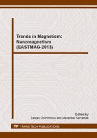Trends in magnetism [electronic resource] : nanomagnetism (EASTMAG-2013) : selected, peer reviewed papers from the V Euro-Asian Symposium