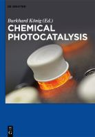 Chemical photocatalysis [electronic resource]