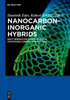 Nanocarbon-inorganic hybrids : next generation composites for sustainable energy applications