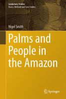 Palms and People in the Amazon [electronic resource]