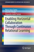 Enabling Horizontal Collaboration Through Continuous Relational Learning [electronic resource]
