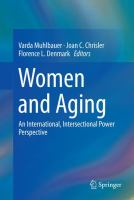 Women and Aging [electronic resource] : An International, Intersectional Power Perspective