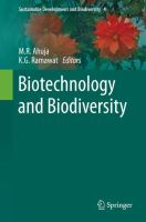 Biotechnology and Biodiversity [electronic resource]