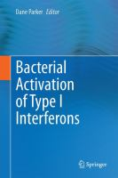Bacterial Activation of Type I Interferons [electronic resource]